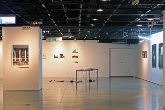 展览现场,2013年,台北筑空间