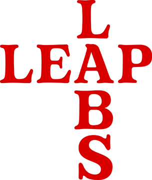 LEAP LABS Logo