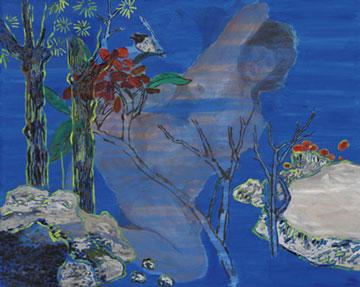 Soft kill, 2010-2011, oil on canvas, 150 x 120 cm