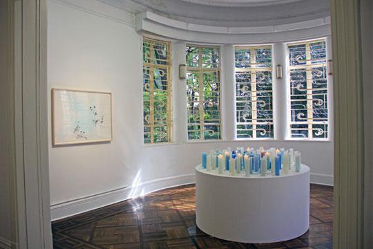 展览现场,2013年 上海詹姆斯·科恩画廊