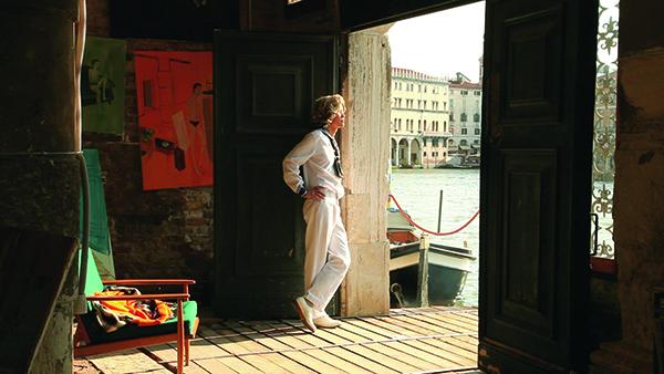 黄汉明,《生死威尼斯》,2010年,3频录像装置,16分钟与8分钟循环