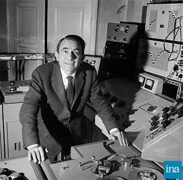 皮埃尔·沙费,1963年