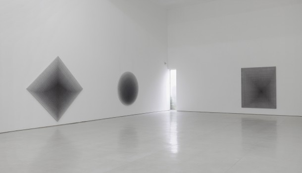 "Liu Wentao, ""Xuan."" Installation view, White Space, Beijing, 2014. Courtesy of White Space."