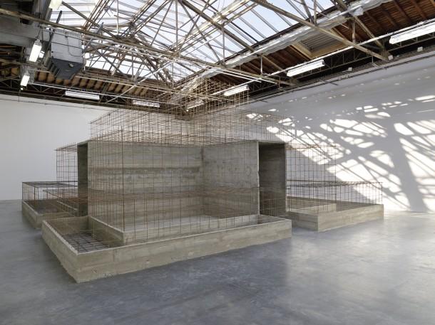 Mike Nelson, Studio Apparatus for Palais de Tokyo ou The Exorcism, 2014 PHOTO: André Morin. Courtesy of Palais de Tokyo