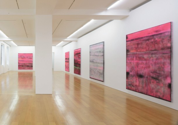 Installation views, 2014, Gagosian Gallery, Hong Kong