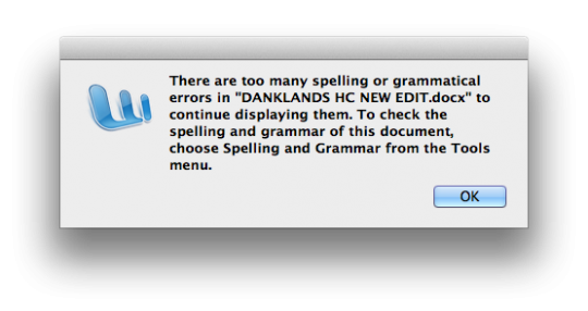 Holly Childs, danklands error message, 2014 Courtesy of the artist