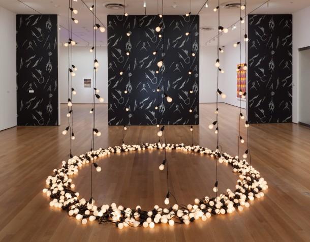 展览现场,2 014年,纽约现代艺术博物馆