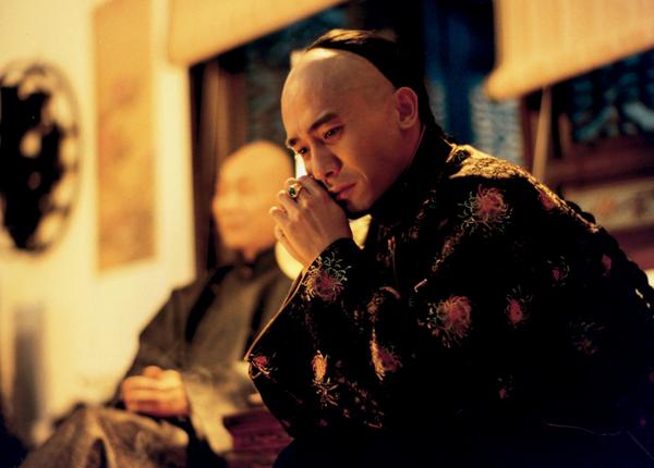 《海上花》电影剧照, 1998年