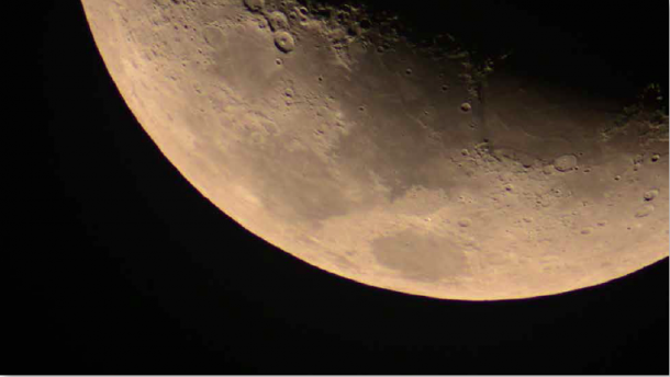Liang Yue, Moon, 2012 Single-Channel Video, 20 min Courtesy of ShanghArt