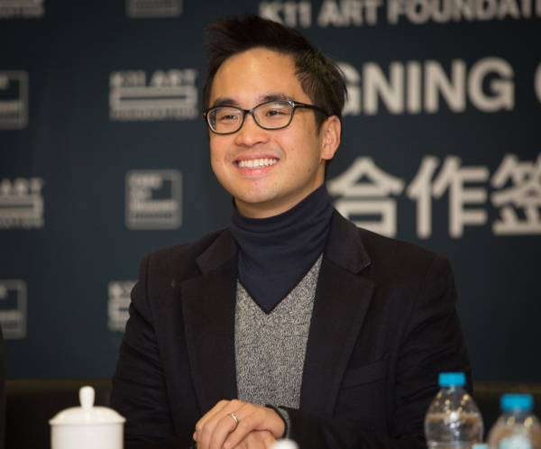Executive Director And Joint General Manager of Nwd, Founder And Chairman Of K11 Concepts Limited Adrian Cheng
