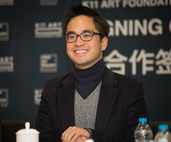 新世界集团执行董事兼联席总经理、K11创办人兼主席郑志刚
