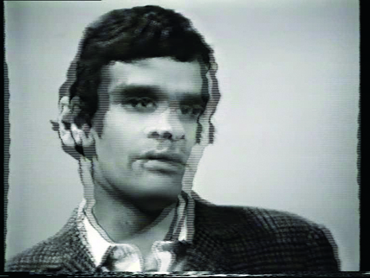 哈伦· 法罗基的肖像
