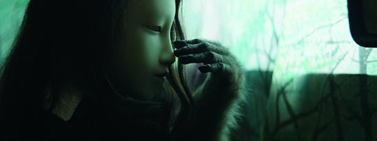 《无题(人类面具)》,2014年,电影剧照