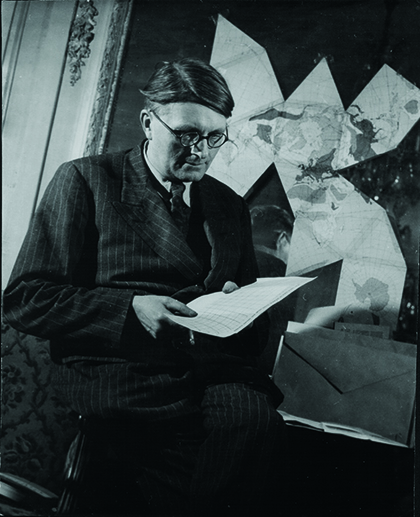 Dr. Needham as Director of the Science Section of UNESCO, 1947, Paris