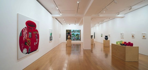 gagosian installation view