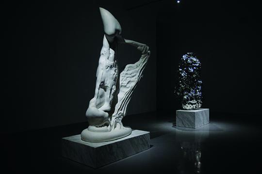 展览现场,2014年,长征空间