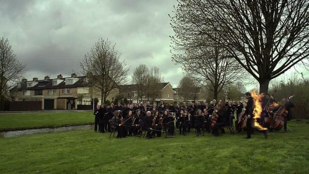 Nummer veertien, home, 2012 4K video, 54 min 9 sec Courtesy Luhring Augustine, New York