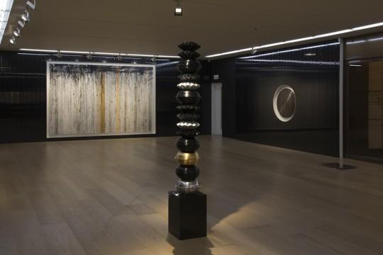 """Coming by Hazard,"" exhibition view,  Galerie Perrotin, Hong Kong, 2015  Photo: Vincent Tsang Courtesy Galerie Perrotin"