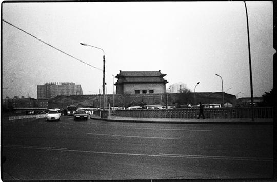 华子,《北京,北京》 2009年,摄影,40×60 厘米