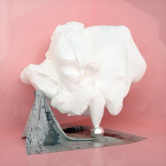 奥利弗·海德谢克,《两个物体》,2015年 数码,尺寸可变