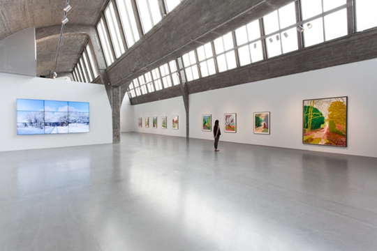 Exhibition view, 2015 Courtesy Pace Beijing