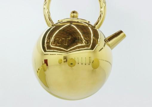 茶壶 Teapot 雕塑 Sculpture 55×50×70cm cover