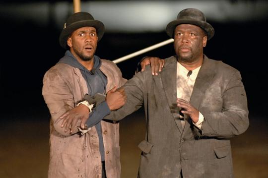 《在新奥尔良等待戈多:两幕剧和三部曲计划》,2007年,戏剧