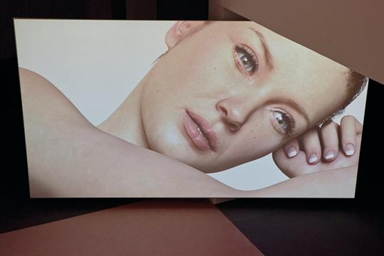 凯特•库珀,《操纵》,2014年,展览现场