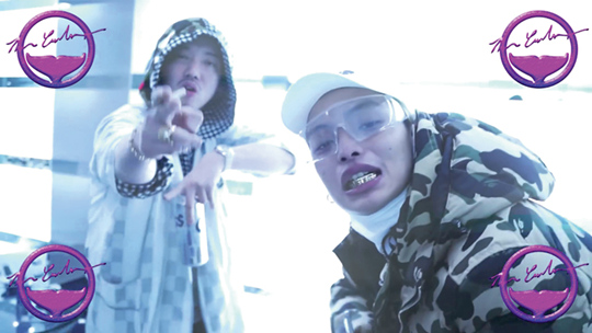 "Keith Ape, ""It G Ma,"" 2015, video still"