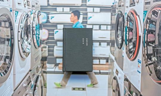 《论家用电器》,汪民安,河南大学出版社出版社,2015年,209页,中文 摄影:刘一纬