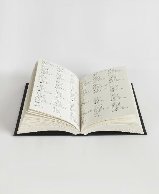 张玥,《白色全书》, 2014年, 旧书, 精装书籍