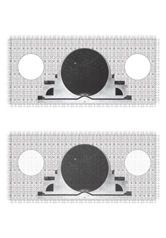 赫里桑塞·库曼亚纳吉,《受伤的经济》,2013年,数码照片、纸上素描,尺寸可变