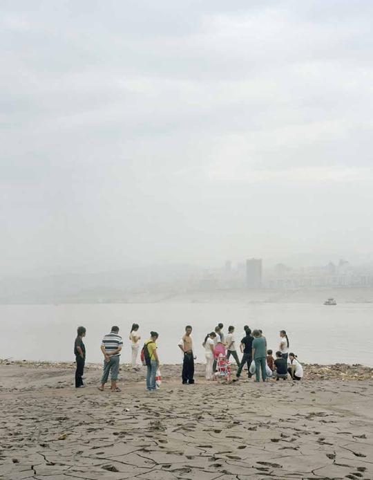 王博,《异质景观 No. 9》,2009年,摄影,101.6 × 127 厘米